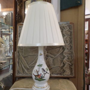 Herend Rothschild small lamp