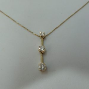 Diamond necklasse